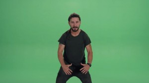 Thanks Shia Labeouf!